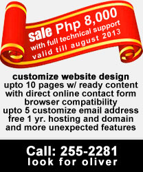 cebu affordable web development